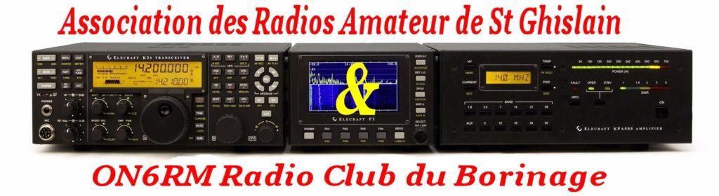logo A.R.A.S - ON6RM